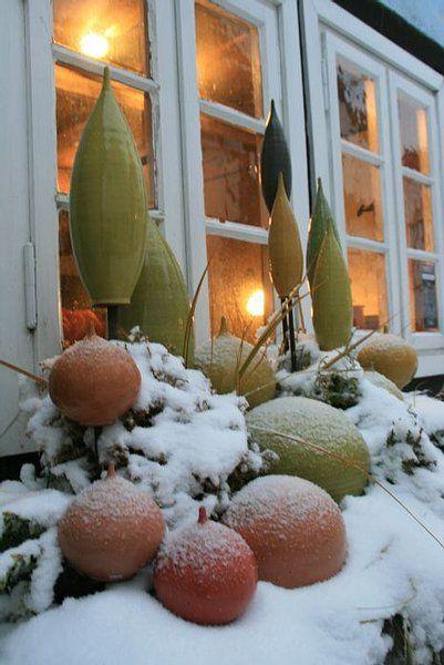 Töpferei Schulte Uebbing, Tecklenburg   Seite: Speere Im Winter · Keramik  IdeenTöpfern ...