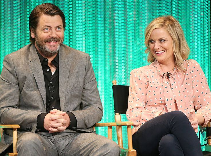 Amy Poehler & Nick Offerman Are Returning to TV for a Series That Ron Swanson Himself Would Love - https://blog.clairepeetz.com/amy-poehler-nick-offerman-are-returning-to-tv-for-a-series-that-ron-swanson-himself-would-love/