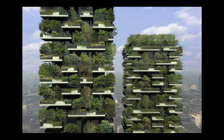 This is amazing! A Milan Skyscraper with a Forest Inside It: Building, Bosco Vertical, Boscovertical, Under Construction, Twin Towers, Vertical Gardens, The Cities, Milan Italy, Vertical Forests