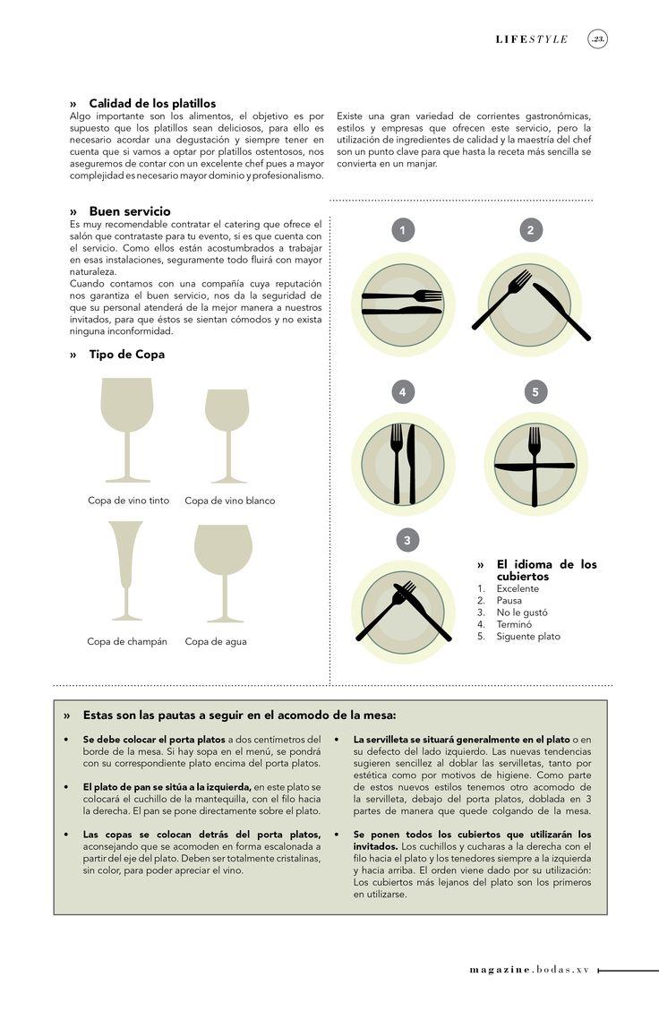 protocolo en tu mesa banquete eventos bodas