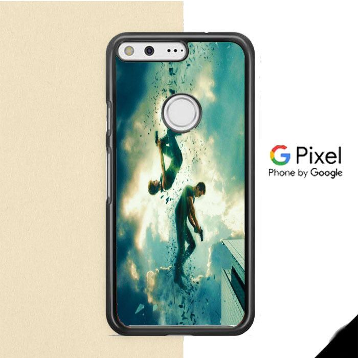 Insurgent Movie Cover Google Pixel Case