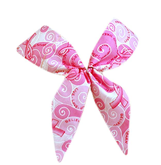 Shop this awesome  Pink Ribbon Neck Wrap/Tie