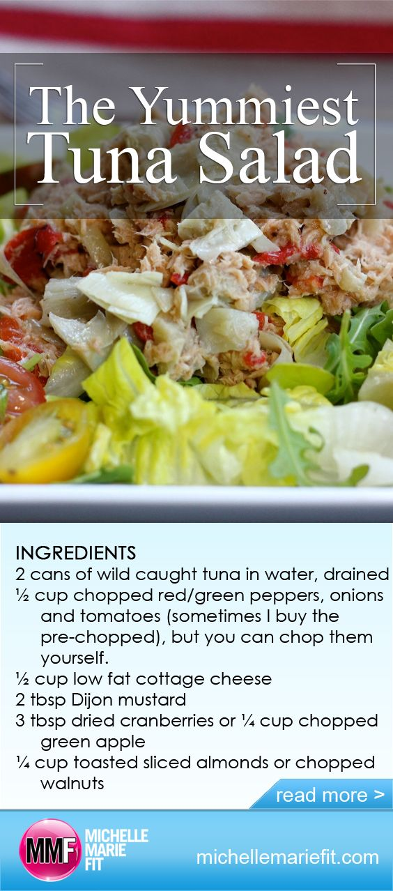 143 best healthy easy cooking strategies images on for Healthy tuna fish recipes