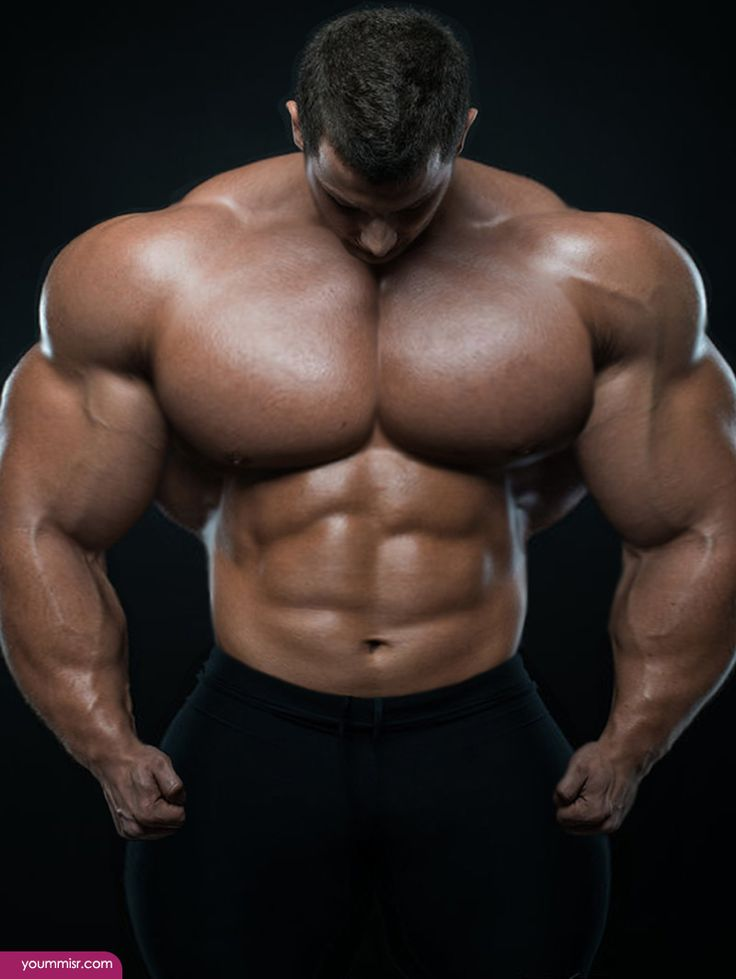 Largest body muscles man in the world 2015 Steroids uk