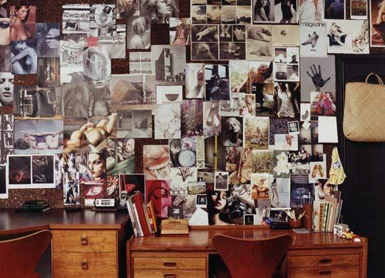 Look beautifully organized inspiration board s cork for Cork board inspiration