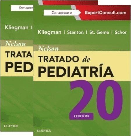 NELSON TRATADO DE PEDIATRIA 20° Ed.  #Pediatria #LibrosdePediatria #AZMedica #NelsonPediatria