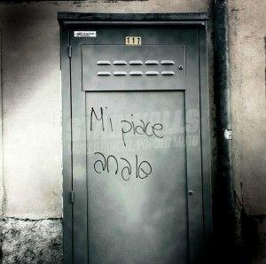 Star Walls - Scritte sui muri. — L'altra porta dell'amore
