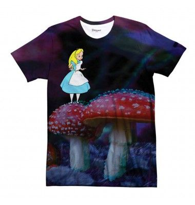 Alice on Drugs T-shirt www.bittersweetparis.com