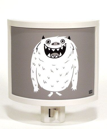 Take a look at this Funny Night-Light by Common Rebels on #zulily today! $14.99