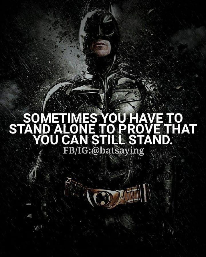 Batman Quote Batman Quotes Batman Quotes Inspirational Batman Quote