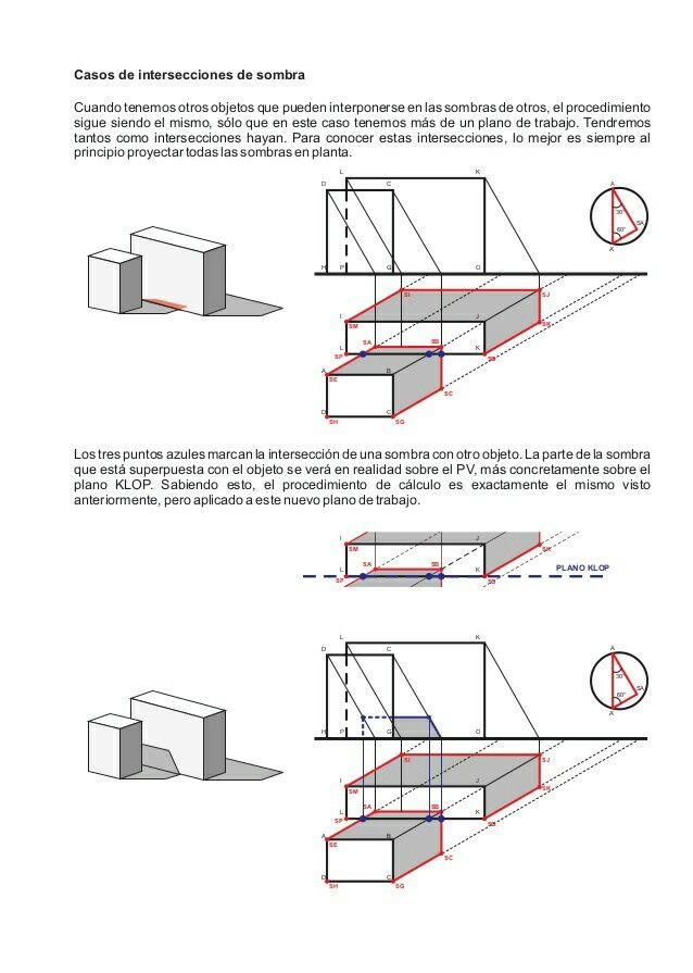 Pin De Susaquira En Sombras Arquitectonicas Dibujo Arquitectonico Geometria Descriptiva Arquitectonico