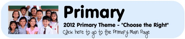 Great website for handouts and lesson helps for primary!