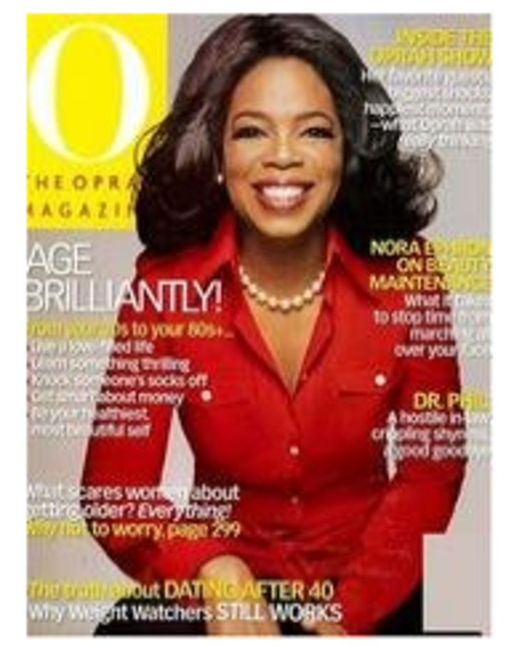Best Price on Oprah Magazine Subscription - only $6.99 per year (today only) http://www.couponcloset.net/oprah-magazine-subscription/