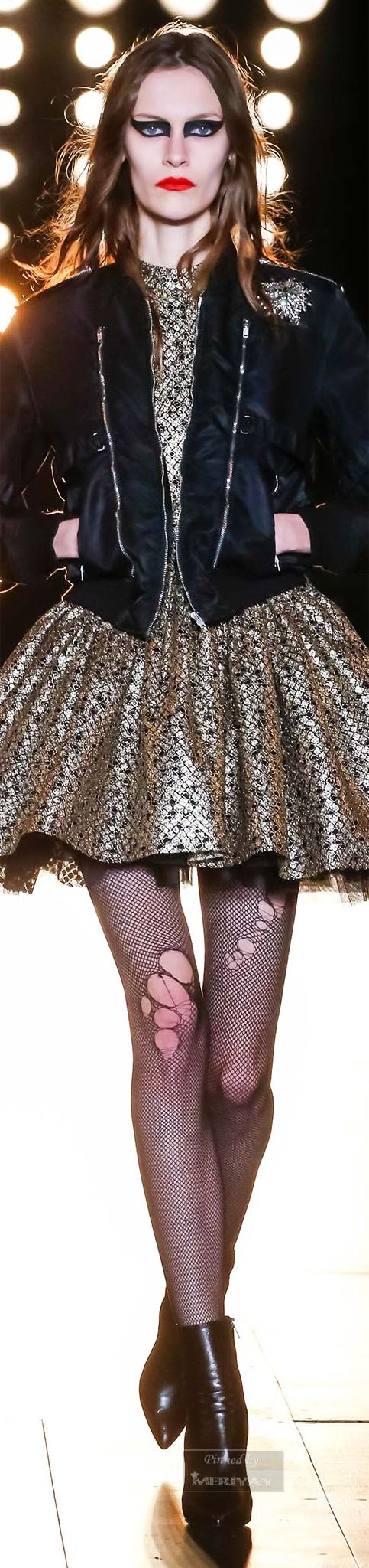 Saint Laurent.Fall 2015.