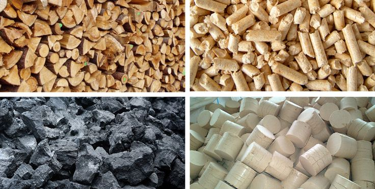 Jak jsme slíbili v minulém příspěvku: paliva, jež jsou vhodná pro spalování v automatické kotli na tuhá paliva jsou uhlí, dřevo, brikety a dřevěné pelety.