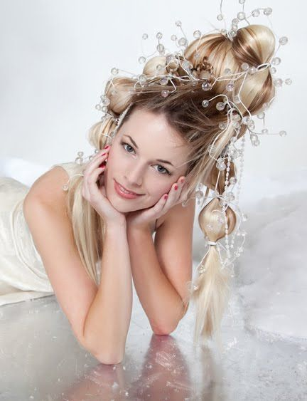 Hair Art! Perfect for the Arts for Kids festival in Metropolis!! I want some wacky hair dos