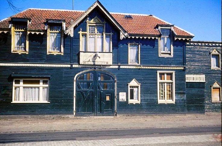 Jonkerweg 20, Circus Strassburger