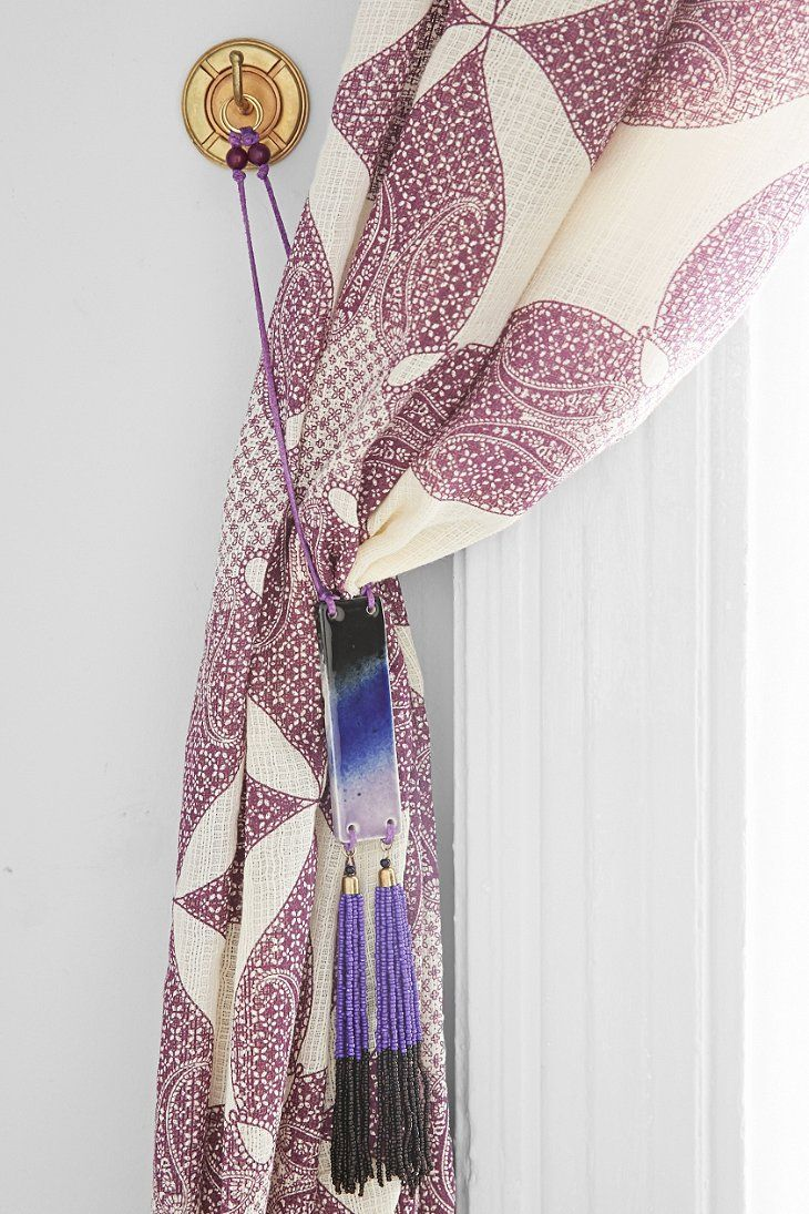 Magical Thinking Fringe Curtain Tie Back Urban Outfitters Fringes And Catalog