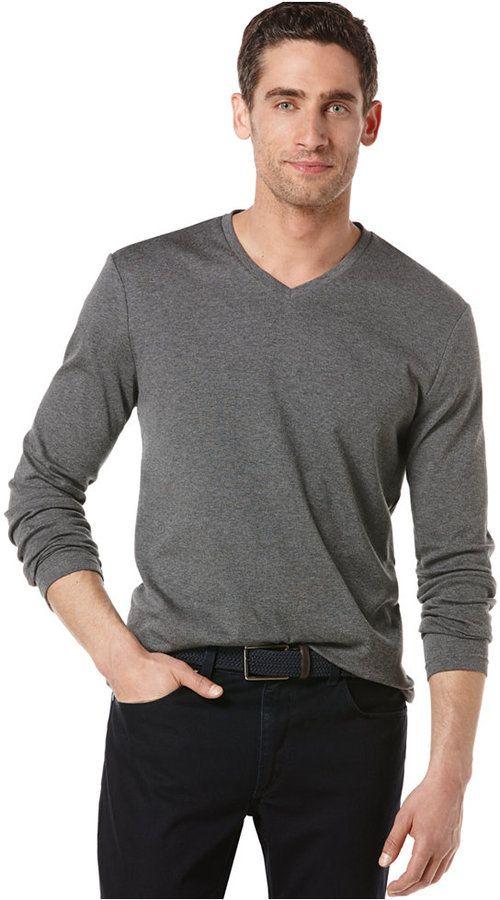 Perry Ellis Pima Cotton T-Shirt