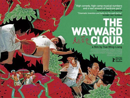 The Wayward Cloud a film by Tsai Ming-Liang