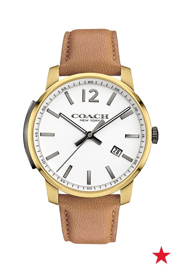 17 best ideas about coach watch cheap rose gold coach men s bleecker black leather strap watch macy s exclusive