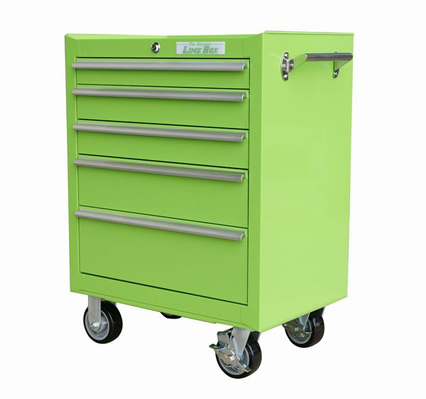 make dresser to look like this lime green rolling tool box lime box rolling