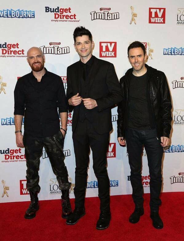 The Script - Red Carpet! Logies2015