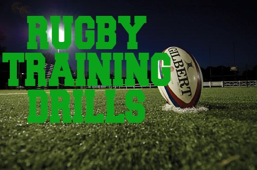 Every Friday we post Rugby Training Drills from this page RUGBY DRILLS…