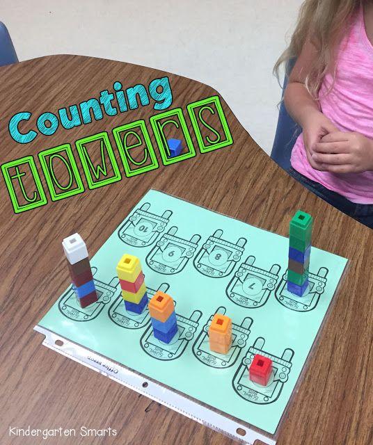 25+ best ideas about Kindergarten math stations on Pinterest ...