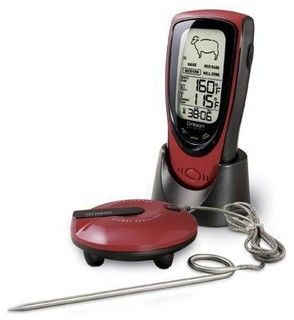 Talking BBQ Thermometer - Contemporary - Timers Thermometers And Scales - by HPP Enterprises