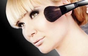 Как делать макияж для круглого лица