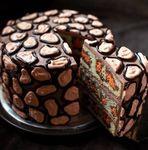 Мобильный LiveInternet Леопардовый торт | Galche - Дневник Galche |