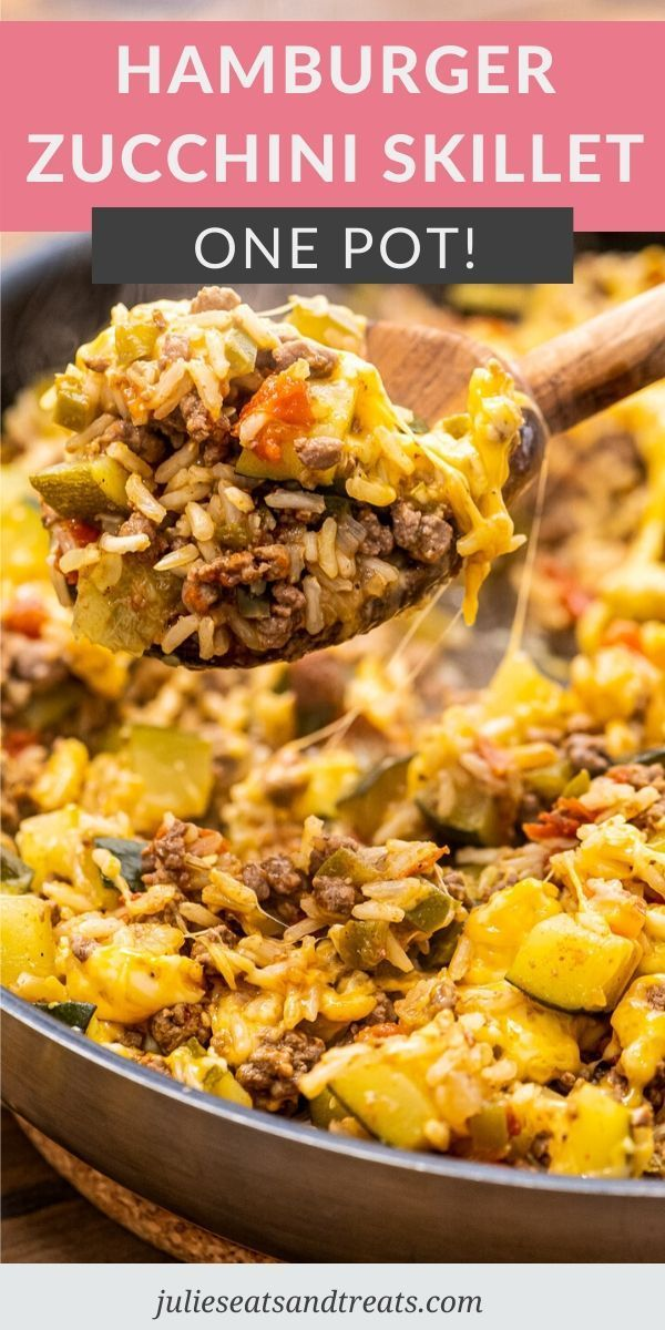 Hamburger And Zucchini Skillet In 2020 Ground Beef Casserole Recipes Beef Casserole Recipes Zucchini Casserole Recipes