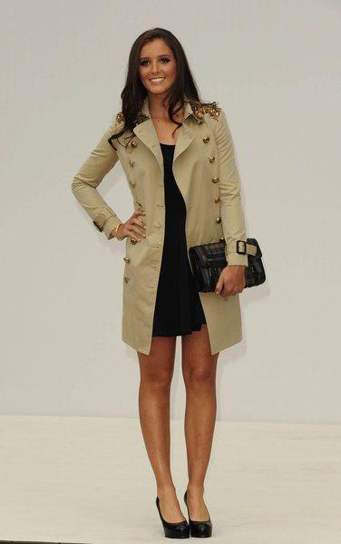 Laura Robson - London Fashion Week Spring/Summer 2012 - Burberry Prorsum