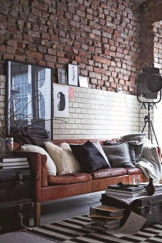 16 Best Estilo Industrial Images On Pinterest Industrial Look Wohnzimmer