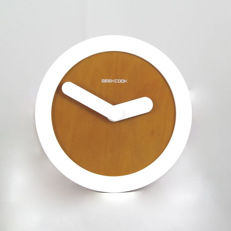 Difilia by Design - WOODEN WALL CLOCK