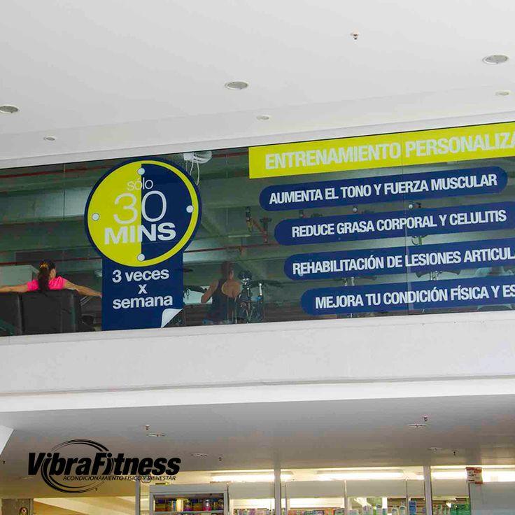 30 minutos es el tiempo suficiente para verte y sentirte bien #Entrenar #Fitness #EstarEnForma
