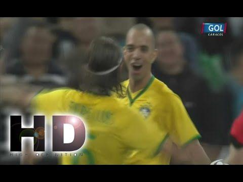 Diego Tardelli GOL brasil vs argentina 2014 1-0 amistoso internacional 1...