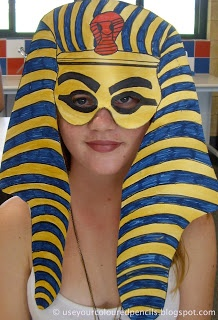 8 best king tut images on Pinterest  Carnivals Ancient egypt