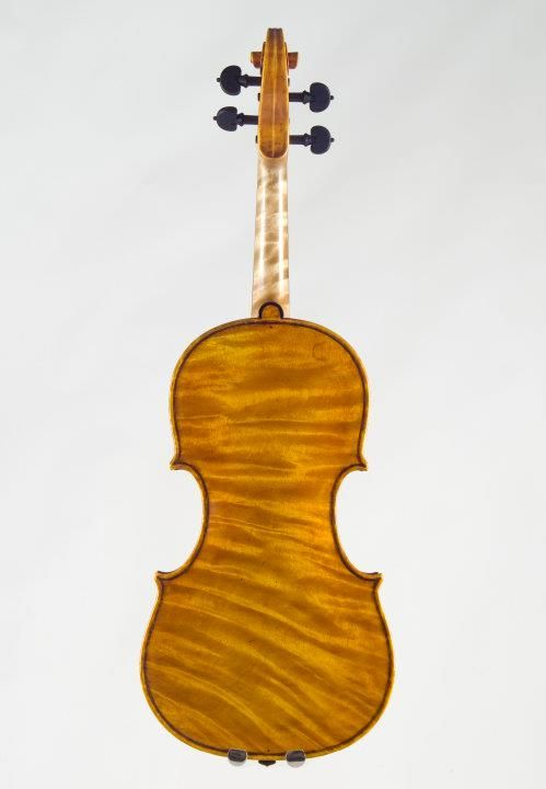 "Guarneri del Gesu ""OLE BULL""-1744 -made by Rumen Spirov 2011-- participated in Pisogne -2011 International violinmaking competition and ranked on 14 place.sold by Tarisio Auction in March -2012 year"