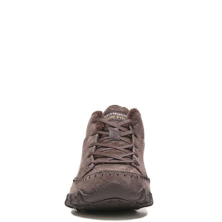 Skechers Women's Bikers Tote Bagm Pole Sneakers (Chocolate) - 9.5 M