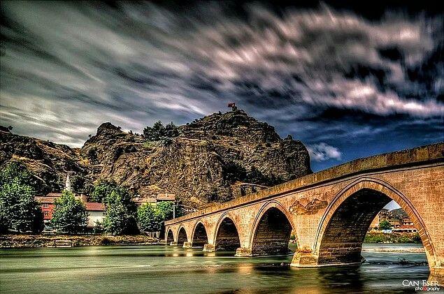 Çorum Osmancık Köprüsü