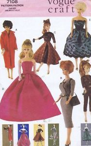 1950s Barbie Doll Free Pattern - Bing images