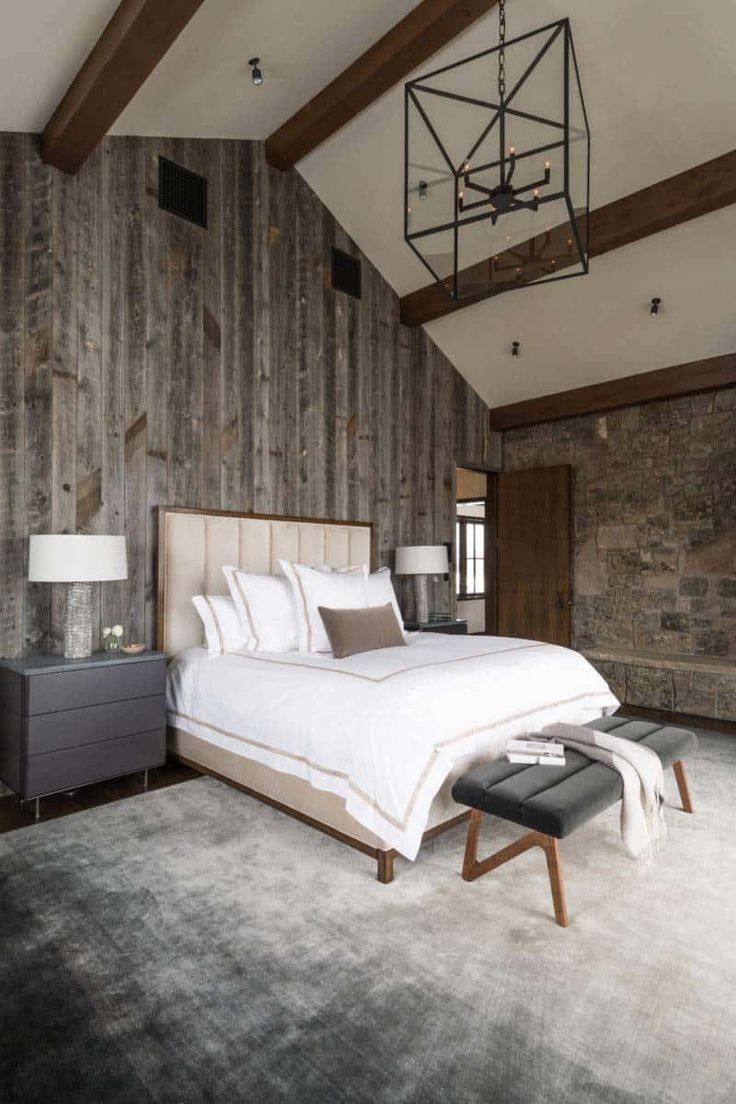 60 Absolutely Dreamy Bedrooms Featured on One Kindesign for 2018   – LAKESIDE