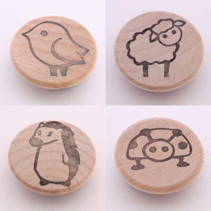 Estremamente Oltre 25 fantastiche idee su Piccoli oggetti in legno fatti a mano  XK75