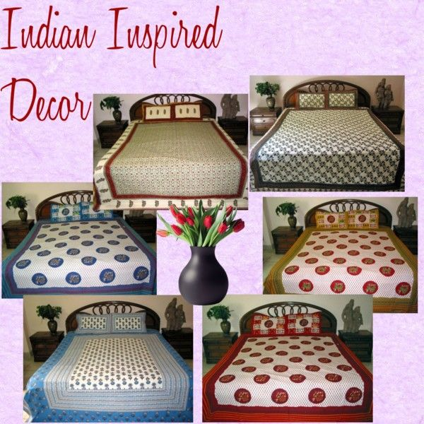 """Indian Inspired Decor"" by mogulinteriordesigns on Polyvore"