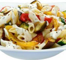 Recette - Pâtes aux légumes grillés - Notée 4.2/5 par les internautes
