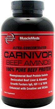 Купить MuscleMeds Beef Aminos с доставкой по низкой цене в интернет–магазине в Москве