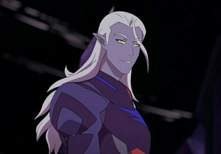 if this is really how he is gonna look, well then sign me in the galra empire man dude