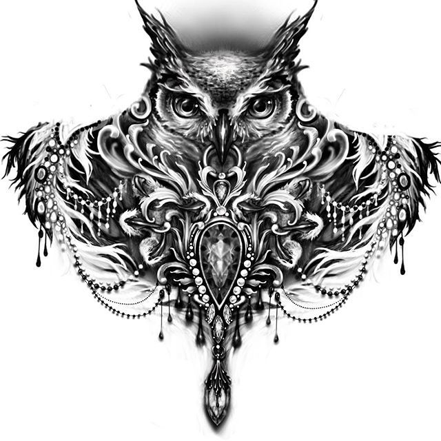 Here's a rough draft idea on procreate of what I'm tattooing on @nikkisi…